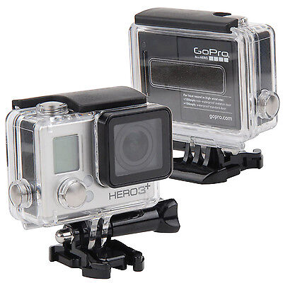 Waterproof Diving Housing Case for GoPro Hero 3 /Hero 4 Plus Camera Accessory