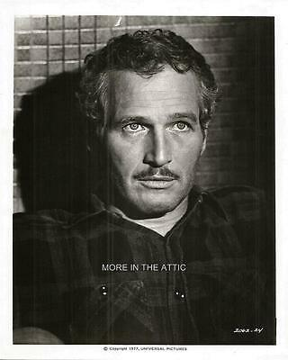 Paul Newman Original Vintage Universal Pictures The Sting Film Still #1