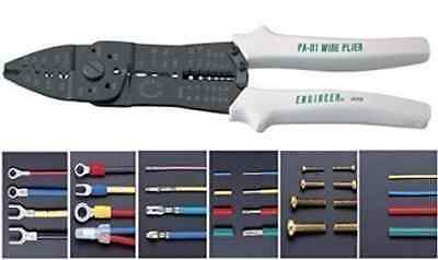 multi function wire pliers (see VIDEO in ad) crimping tool (for molex jst etc),