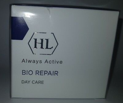 HL HOLY LAND Bio Repair Day Care Cream 50 ml / 1.7 oz+ samples