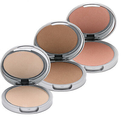 Natural Makeup Face Eye Highlight Powder Beauty Highlighter Shimmer Cosmetics NY