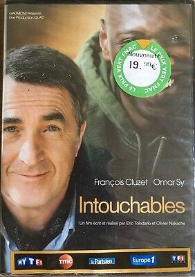 Intouchables (Omar Sy, François Cluzet) - DVD Neuf sous Blister