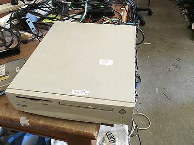 Compaq Desktop Pro Mini Desktop PC PIII 500MHZ,64MB RAM,13GB Hard disk.