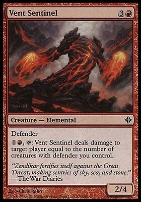 4x Staggershock Rise of the Eldrazi MtG Magic Red Common 4 x4 Card Cards
