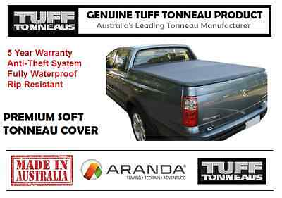 Soft Tonneau Cover (Clip On Type) HOLDEN CREWMAN VY VZ (03-07)