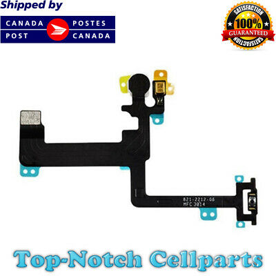 """iPhone 6 4.7"""" On Off Power Button Control Sensor Flex Cable"""