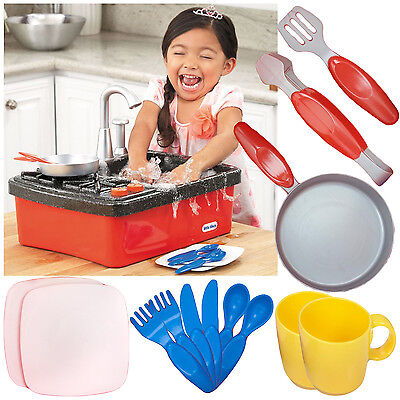 Kids Toy Stove & Sink Role Play Children Indoor Outdoor Activity Xmas Gift Large