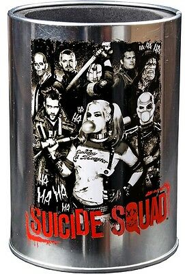 Suicide Squad-SKWAD Metal Can Cooler-Stubby Holder