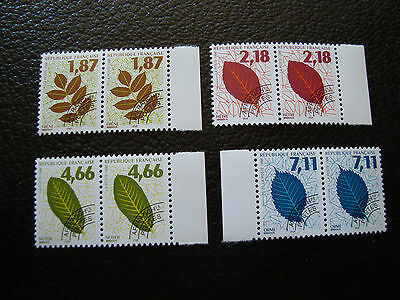 FRANCE - timbre yvert et tellier preoblitere n° 236 a 239 n** (A24) stamp (A)