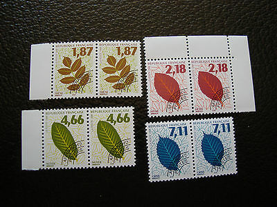 FRANCE - timbre yvert et tellier preoblitere n° 236 a 239 n** (A24) stamp (Z)