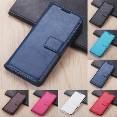 For Xiaomi Redmi Note 7 6 Pro 7A 6A 5A GO Flip Wallet Stand Leather Cover Case