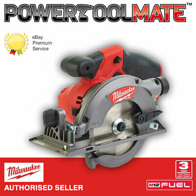 Milwaukee M12CCS44-0 M12 Fuel 12v Compact Circular Saw Naked - Body Only