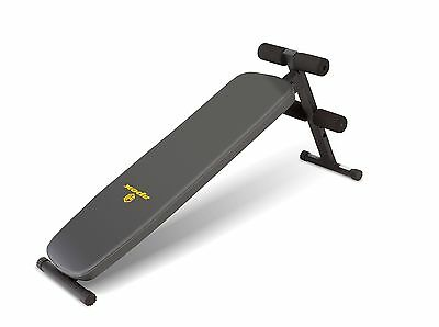 Impex JD1.2 Sit Up Adjustable Ab Fitness Excersise Crunch Bench Board Workout