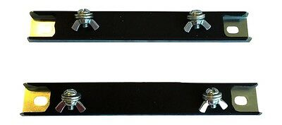 Two (2) Magnetic License Plate Holder, Magnet, Tag, Test Drive, Dealer, Forizzle