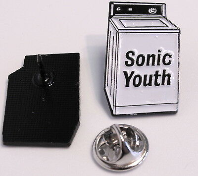Sonic Youth Pin (Mba 588)