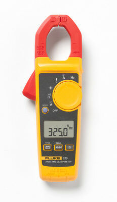 New Fluke 325 400A Ac/Dc True-Rms Clamp Meter With Temperature