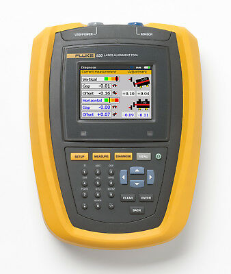 New Fluke 830 Laser Alignment Tool US Authorized Dealer