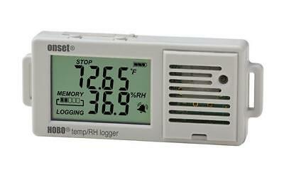 HOBO by Onset UX100-003 Temperature/Relative Humidity Data Logger