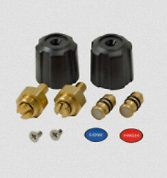 Fieldpiece RSMANK6 SMAN2/3 Valve and Knob Kit