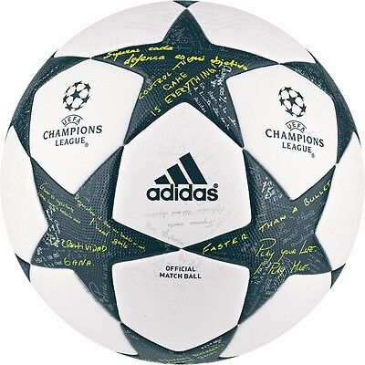 adidas Champions League Finale 16 OMB Spielball Matchball 2016/2017 [AP0374]