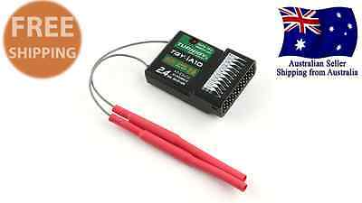 Turnigy iA10 Receiver 10CH 2.4G AFHDS 2A Telemetry Receiver RC Plane Long Range