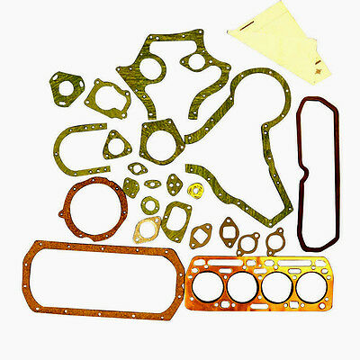 Case/Ih International B275, B414, 424, 434, 444, 354, Bd154 Overhaul Gasket Set