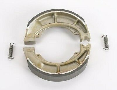 DP Front/Rear GF Friction Rated Brake Shoes for Aprilia Scarabeo 100 2004-2011