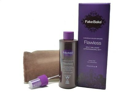 Fake Bake Flawless Luxurious Golden Bronze Lotion | Selbstbräuner 170ml