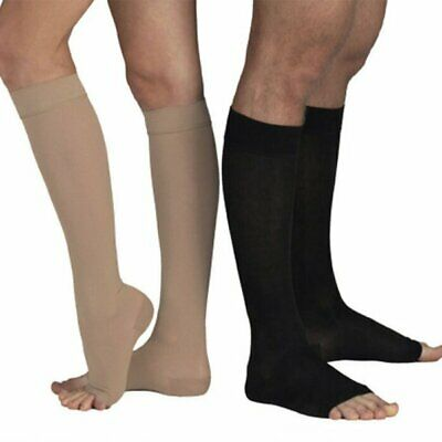 18-21mmHg Leg Support Stockings Varicose Vein Circulation Compression Socks New