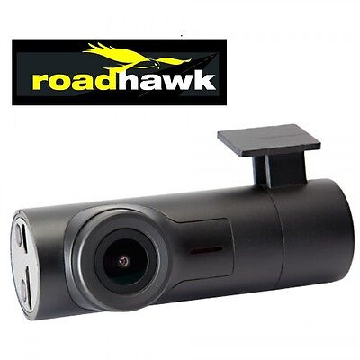 New RoadHawk Vision Dash Wi-Fi Camera 1080p Live stream for iPhone and Android