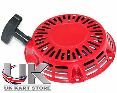 Replacement Honda GX160 Pull Cord Assembly (Plastic Ratchet) UK KART STORE