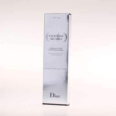 Dior Backstage Brushes ★ Pinceau Poudre Fini Professionel