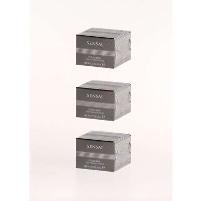 Kanebo Sensai Base - Eyelid Base 6,5ml - 3x