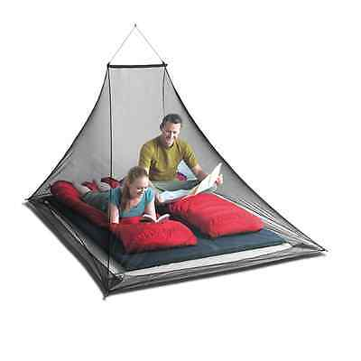 Sea To Summit Nano Pyramid Permethrin Mosquito Net Double Motorcycle Camping STS