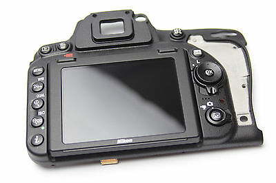 Nikon D750 Rear Back Cover with LCD and Interface Control Replacement Part A0984