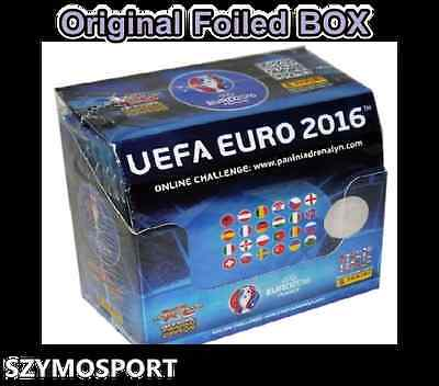 BOX EURO 2016 France Adrenalyn XL Panini (50 x Booster)