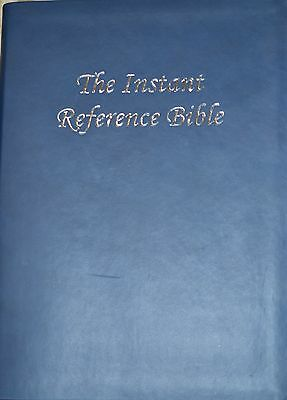 First & Only Instant Reference Study Bible. Free Shipping