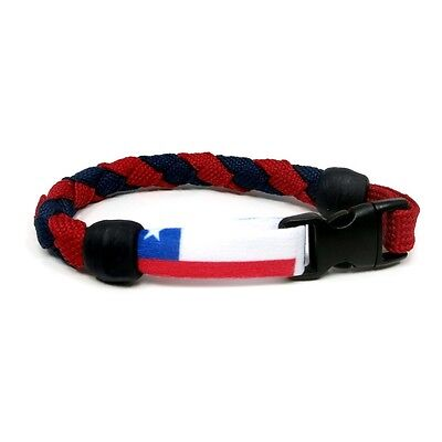 Chile Soccer Nations Bracelet by Swannys