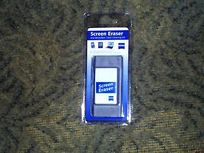 ZEISS Screen Eraser & Microfiber Cloth Cleaning Kit for Laptop/Tablet/Phone L@@K
