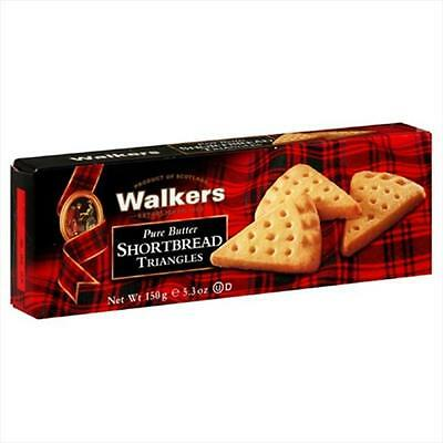 WALKERS SHORTBREAD TRIANGLE-5.3 OZ -Pack of 12
