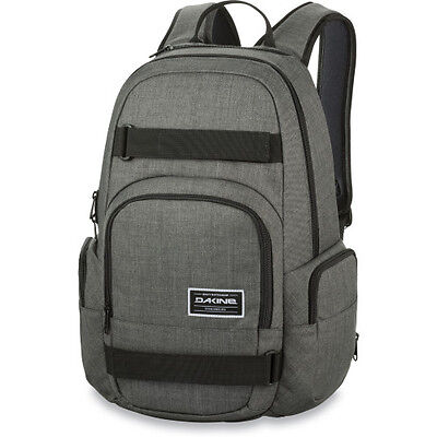 Dakine Atlas 25l Unisex Rucksack Skate Backpack - Carbon One Size