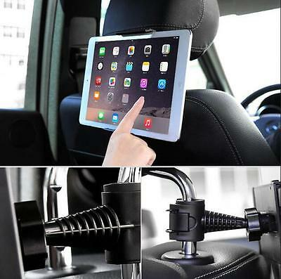360° Car Air Tablet for iPad Mini/1/2/3/4/ Holder Headrest Back Seat Mount