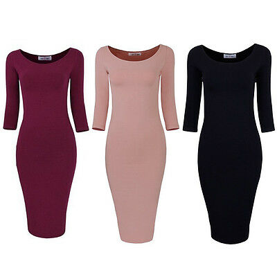 Sexy Women Bandage Bodycon Long Sleeve Evening Party Cocktail Pencil Mini Dress