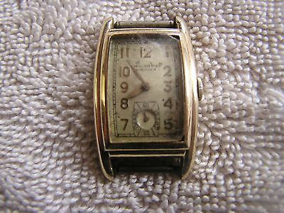 Vintage Waltham Premier 17 Jewels Watch 10K Gold Filled