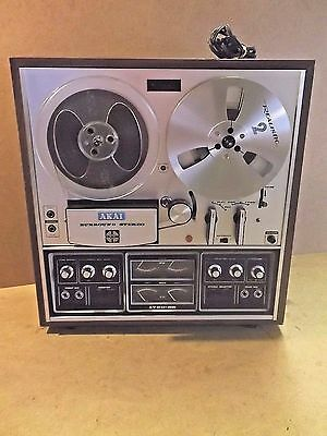 AKAI Model #1730SS  SURROUND STEREO REEL TO REEL TAPE DECK  * NICE!