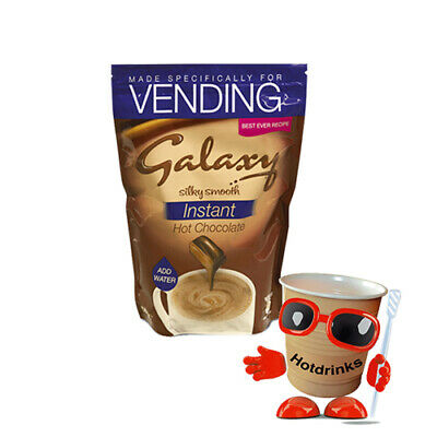 Galaxy Chocolate Vending Ingredients, Loose Instant Powder **BUY 2 GET 10% OFF**