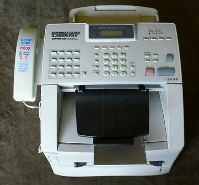 Brother IntelliFax-4100E High Speed Business-Class Laser Fax, Printer, & Copier
