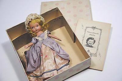 Nancy Ann Storybook Doll - Colonial Dame #56 with Box