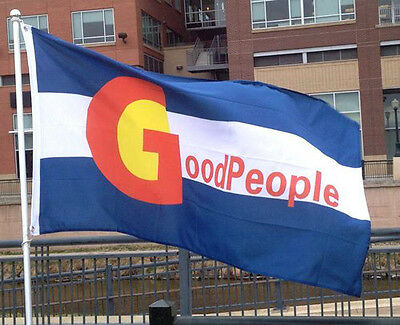 Good People Colorado Flag Widespread Panic