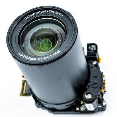 Canon SX50 HS Lens with CCD Sensor  Replacement Repair Part A0699